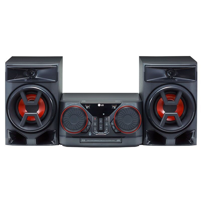 LG CK43 Mini Hi-Fi ΦΟΥΝΤΑΣ ΣΠΑΡΤΗ