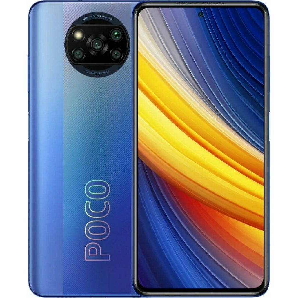 Xiaomi Poco X3 Pro Dual Sim 6GB 128GB Frost Blue