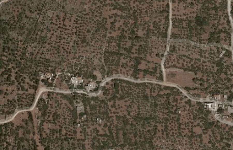 Πωλείται οικοδομήσιμη έκταση στην Αγία Βαρβάρα Μάνης