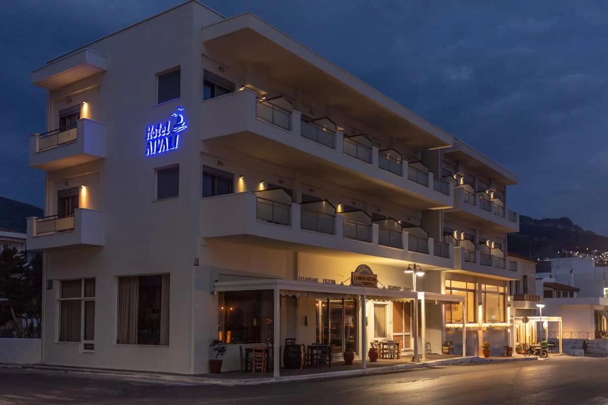 Δίκλινο δωμάτιο   Aivali Hotel