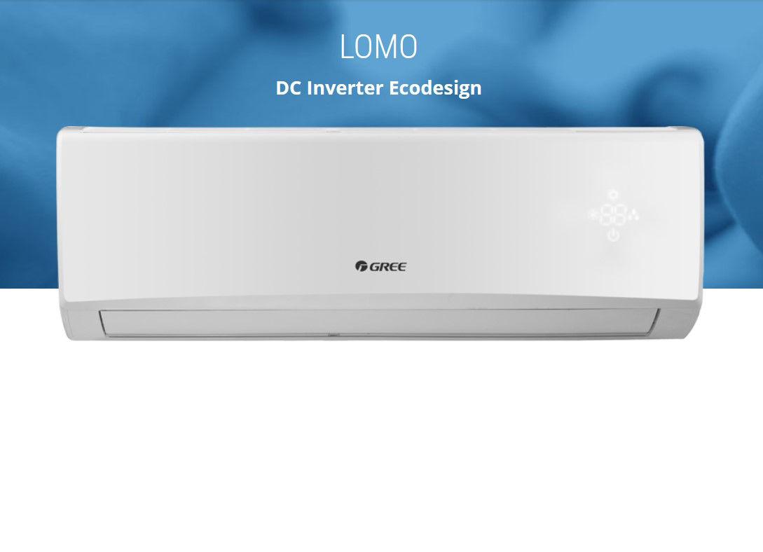 GREE LOMO GRS 101EI/JLM1-N3 Inverter Κλιματιστικό