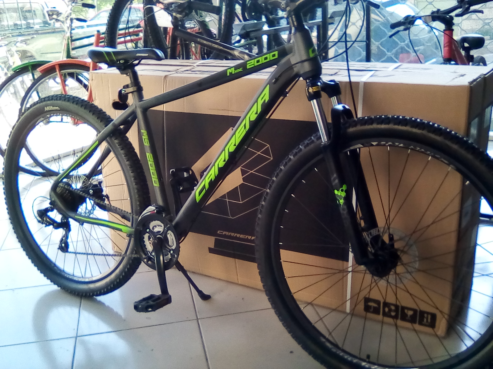 Ποδήλατο Carrerra M9 2000 MD – Action Bike Σπάρτη