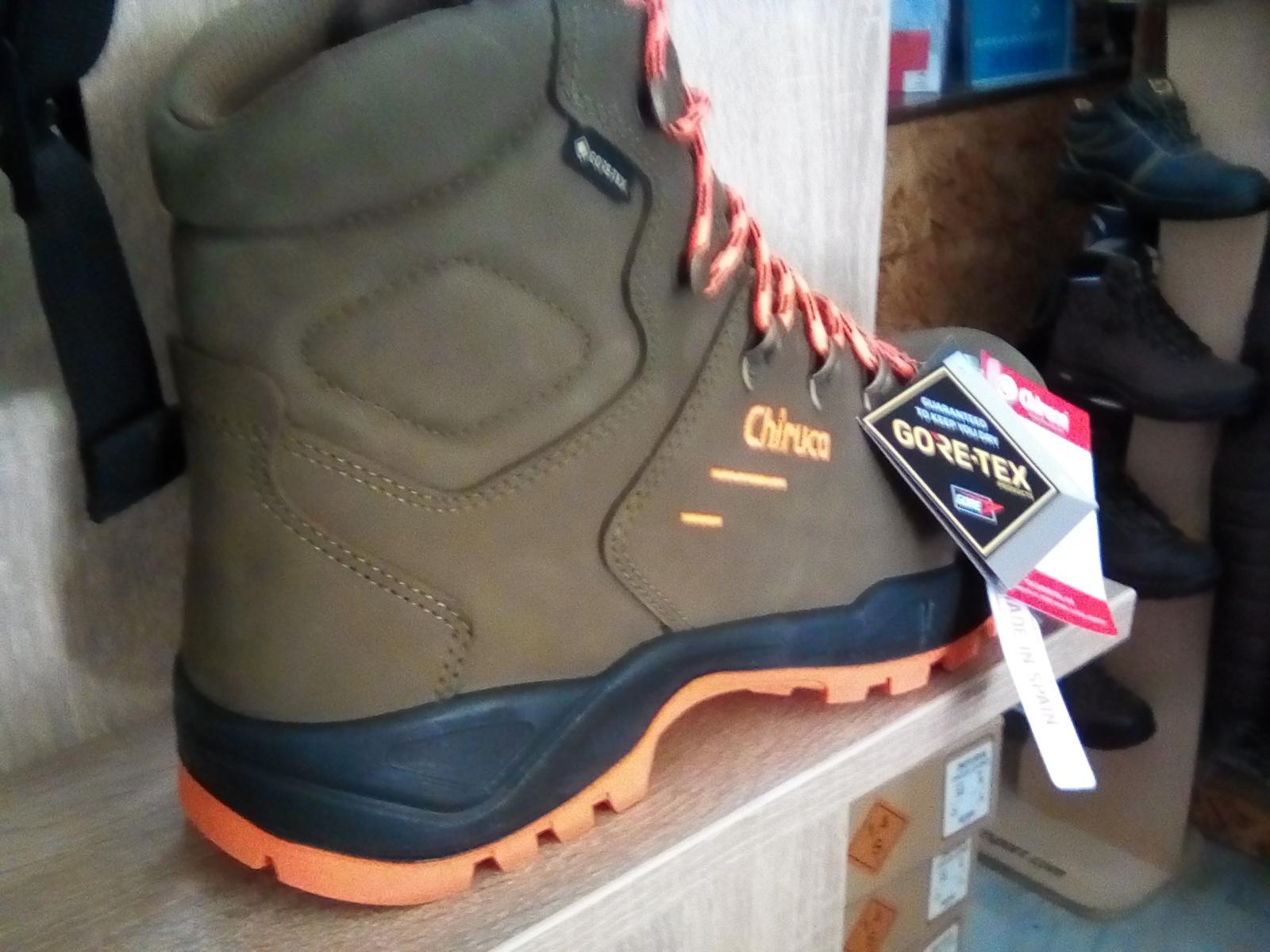 Ορειβατικά παπούτσια  Chiruca  ΒΟΡΒΗΣ Σπάρτη