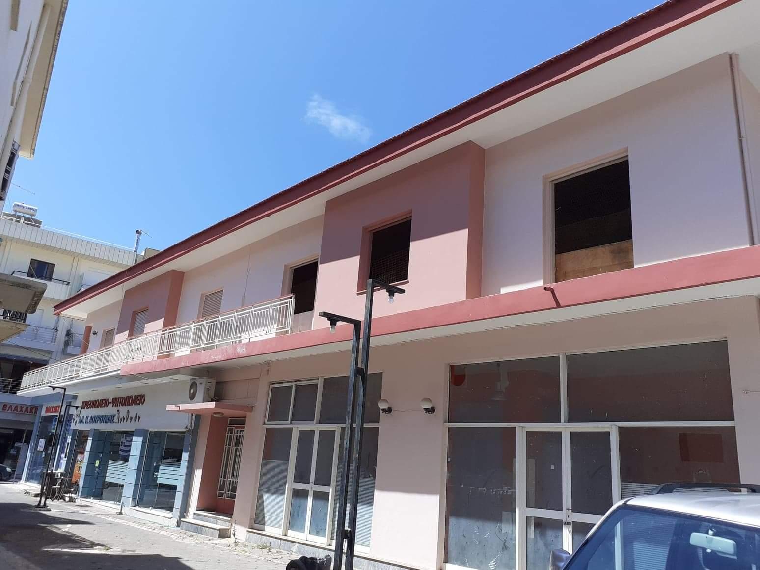 Πωλείται επαγγελματικό κτήριο 900τ.μ στο κέντρο της Μεσσήνης