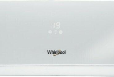 Whirlpool SPIW324A2WF Κλιματιστικό Inverter White 24000 BTU