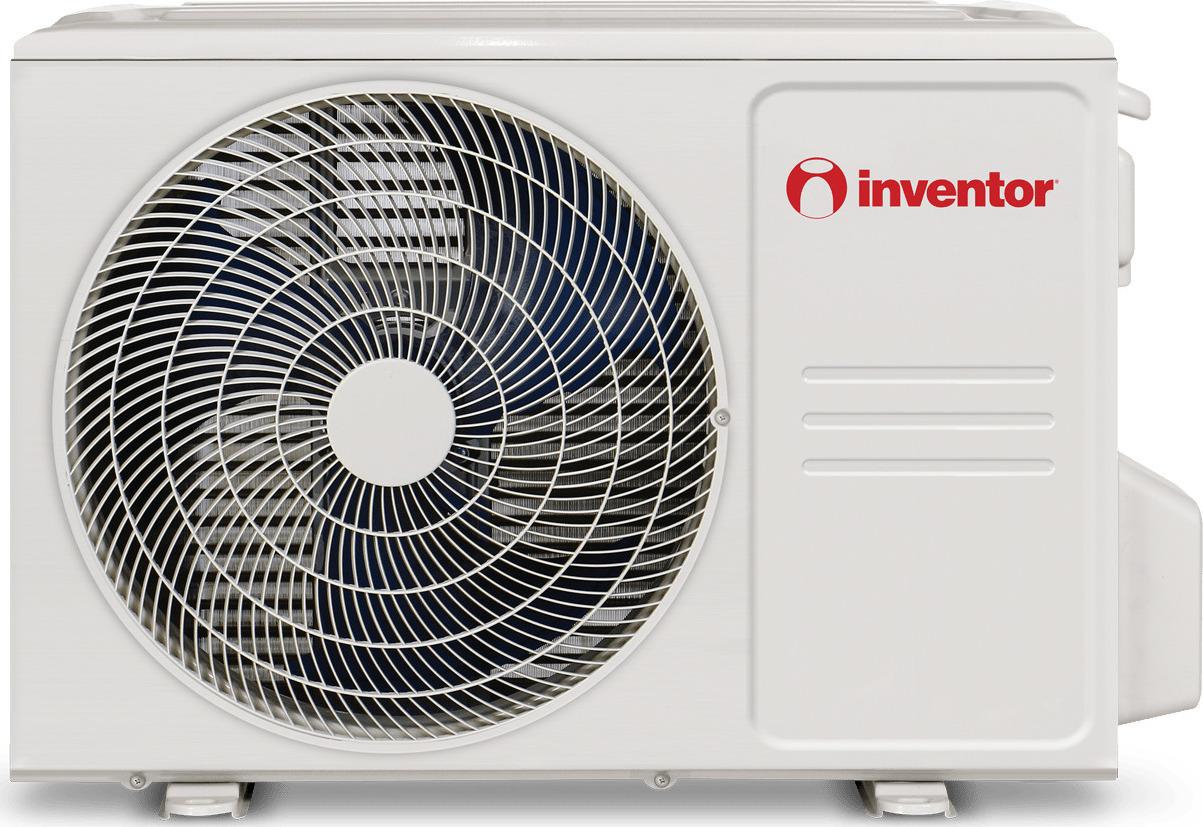 Inventor Supreme SVI32-09WFI/SVO32-09 Κλιματιστικό Inverter White 9000 BTU με Ιονιστή και WiFi