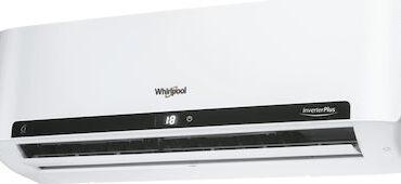 Whirlpool SPIW 318L Κλιματιστικό Inverter White 18000 BTU