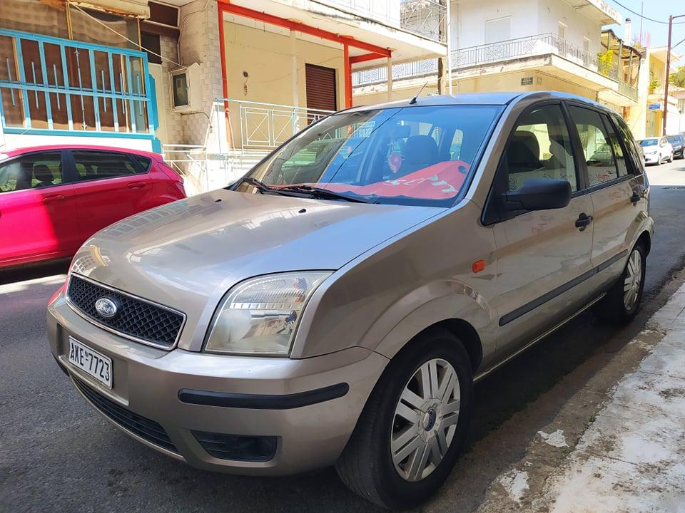 ΠΩΛΕΙΤΑΙ Ford Fusion '03
