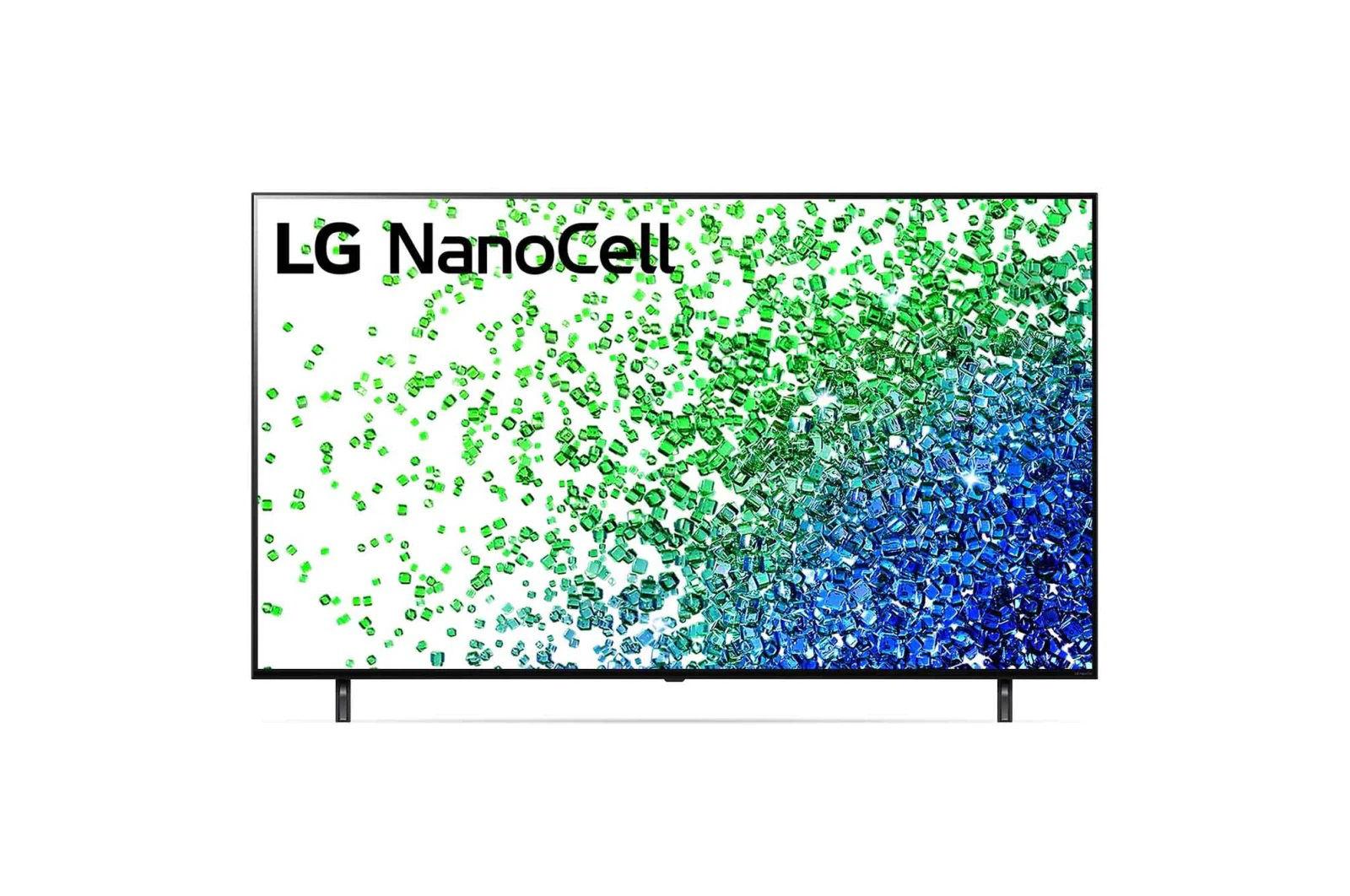 """LG 65NANO806PA Smart 4K 65"""" Τηλεόραση"""